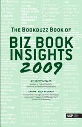 The Bookbuzz Book Of Biz Book Insights 2009 Book PDF