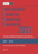International Financial Reporting Standards  IFRS  2021 PDF