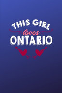 This Girl Loves Ontario
