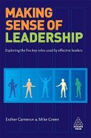 Making Sense of Leadership PDF