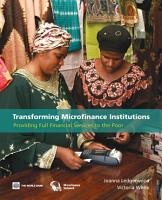 Transforming Microfinance Institutions PDF
