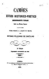 Camões: estudo historico-poetico liberrimanente fundado sobre um drama francez dos senhores Victor Perrot, e Armand du Mesnil