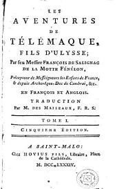 Les Aventures de Télémaque, fils d'Ulysse, 1