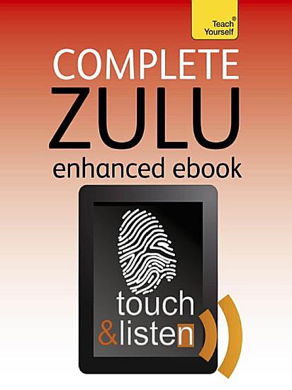 Complete Zulu  Teach Yourself PDF