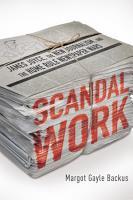 Scandal Work PDF
