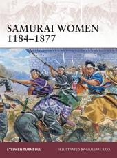 Samurai Women 1184–1877