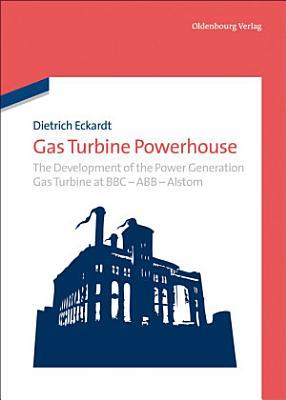 Gas Turbine Powerhouse PDF