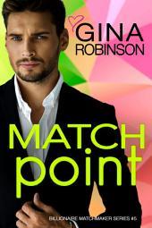 Match Point: A Jet City Billionaire Romance