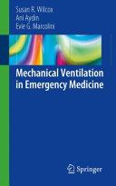 Mechanical Ventilation in Emergency Medicine
