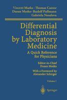 Differential Diagnosis by Laboratory Medicine PDF