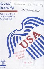 Social Security, what You Need to Know when You Get SSI.