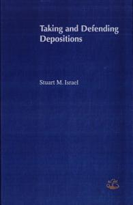 Taking and Defending Depositions PDF