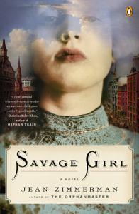 Savage Girl Book