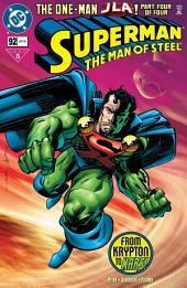 Superman: The Man of Steel (1991-) #92