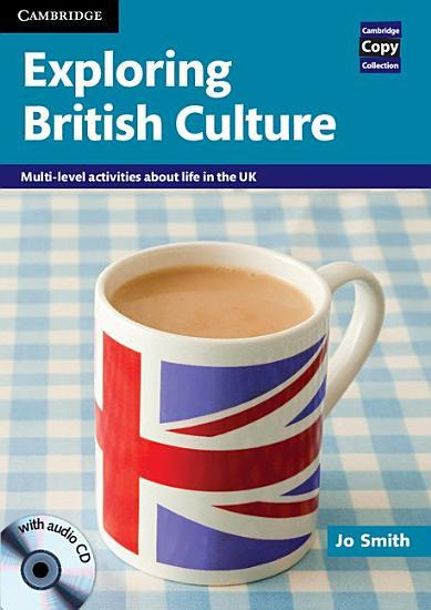 Exploring British Culture with Audio CD PDF