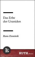 Das Erbe der Uraniden PDF