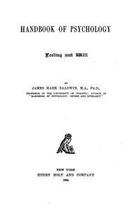 Handbook of Psychology PDF