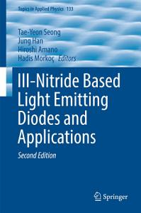 III Nitride Based Light Emitting Diodes and Applications