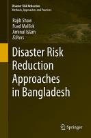 Disaster Risk Reduction Approaches in Bangladesh PDF
