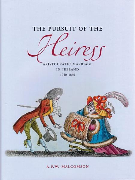 The Pursuit of the Heiress PDF