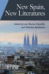 New Spain New Literatures Book PDF