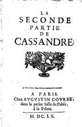 Cassandre: Volume3
