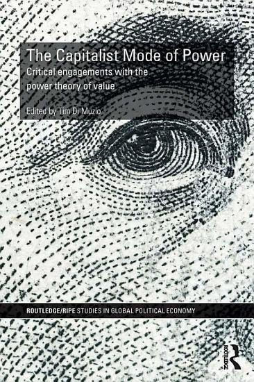 The Capitalist Mode of Power PDF