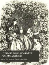 Hymns in Prose for Children