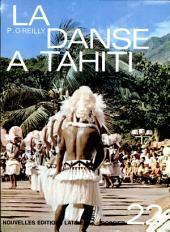 La danse à Tahiti