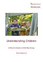 Understanding Children: A Parent's Guide to Child Psychology
