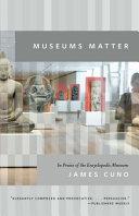 Museums Matter PDF
