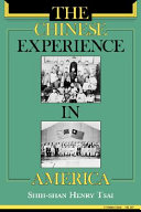 The Chinese Experience in America PDF