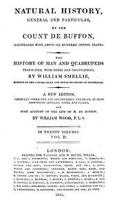 Natural History, General and Particular: Volume 2