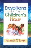 Devotions for the Childrens Hour PDF