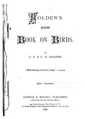 Holden's New Book on Birds