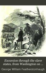 Excursion Through the Slave States