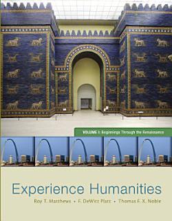 Experience Humanities  Volume 1 Book