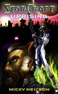 Starcraft  Uprising Book