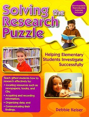 Download Solving the Research Puzzle Book