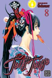 Tenjo Tenge (Full Contact Edition 2-in-1), Vol. 8: Full Contact Edition 2-in-1