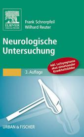 Neurologische Untersuchung: Ausgabe 3