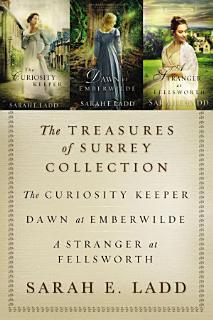 The Treasures of Surrey Collection Book