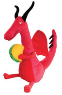 Dragons Love Tacos Doll