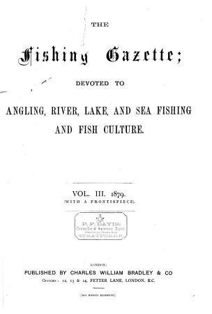 The Fishing Gazette PDF