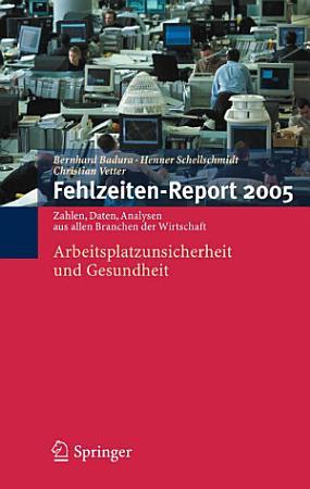 Fehlzeiten Report 2005 PDF