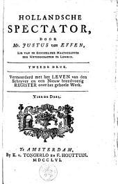 Hollandsche spectator: Volume 1;Volume 4
