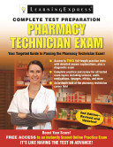Pharmacy Technician Exam Book