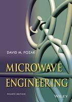 Microwave Engineering PDF