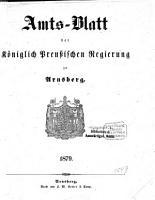 Amtsblatt f  r den Regierungsbezirk Arnsberg0 PDF