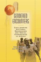 Gendered Encounters PDF